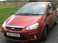 Ford C-Max 1.8 TDCi Zetec, 79,000 miles, excellent condition
