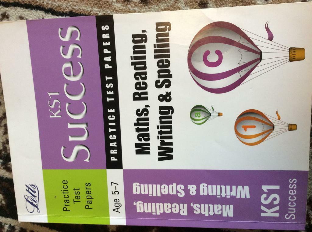 KS1 Maths, English SATS Practice test papers, assessment papers like NEW |  in Slough, Berkshire | Gumtree