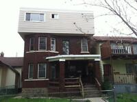 Two BDRM WITH DEN NEWLY UPDATED - $700 Incl