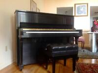 Piano Steinway & Sons à vendre