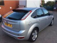 2008 Ford Focus 1.6 Diesel Good and Cheap Runner with history and mot