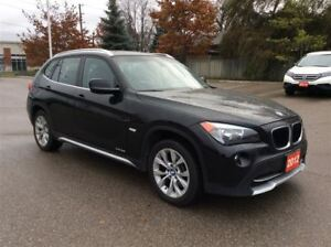 2012 BMW X1 28i..Pan Roof..Navigation..