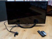 LG 32'' LED TV Full HD 1080p Faulty Spares or Repairs