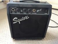Fender Squier practice amp