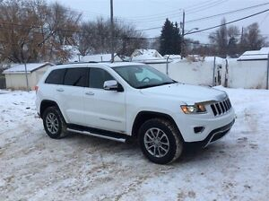 2014 Jeep Grand Cherokee Limited | 780-425-2886