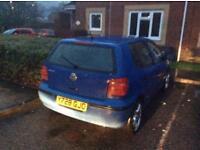 VW Polo 1.4 petrol for sale
