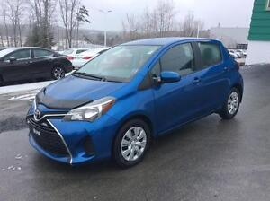 2015 Toyota Yaris LE 5DR HATCH WITH AIR CONDITION - INCREDIBLY L