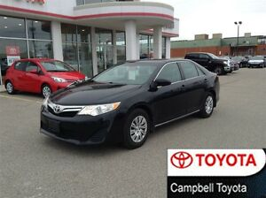 2013 Toyota Camry LE 1 OWNER---CLEAN CARPROOF---LOW KM'S
