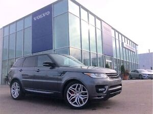 2015 Land Rover Range Rover Sport V8 Supercharged Autobiography