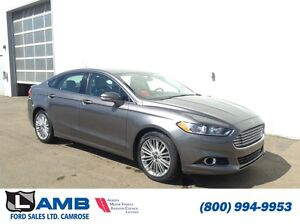 2014 Ford Fusion SE 202A FWD Moonroof SYNC Heated Seats Power Se