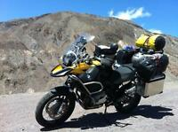 BMW r1200gsa Adventure 2011