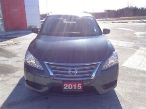 2015 Nissan Sentra SV LUXERY 1 OWNER LOCAL TRADE