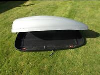 Citroen Picasso Xsara roof box
