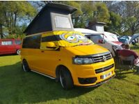 Vw t5 campervan heavily modified