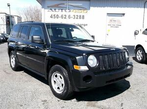 2010 Jeep Patriot Sport/North ***CUIR***
