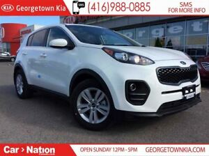 2017 Kia Sportage LX | $ 156 BI-WEEKLY | 1 LEFT | BACKUP CAMERA