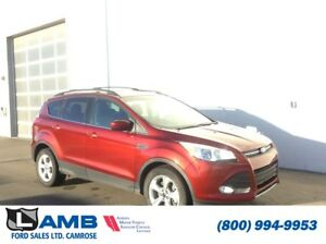 2014 Ford Escape SE 4WD with Sync, Reverse Camera and Power Driv