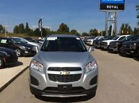 2014 Chevrolet Trax LT * AWD * ONE OWNER