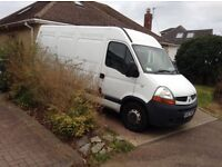 Man and van removal and delivery service