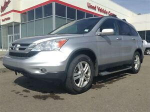 2010 Honda CR-V EX-L AWD | HEATED LEATHER | 3M