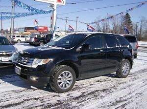 2007 Ford Edge SEL ALL WHEEL DRIVE !! WE FINANCE !!