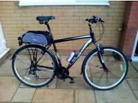 Mens Hybrid bike - Mizani Vivo