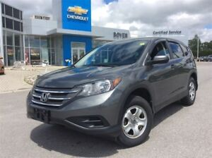2014 Honda CR-V LX | ONE OWNER | HEATED SEATS | REAR CAM