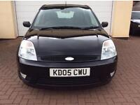 2005 Ford Fiesta Zetec 1.4. Full Service History