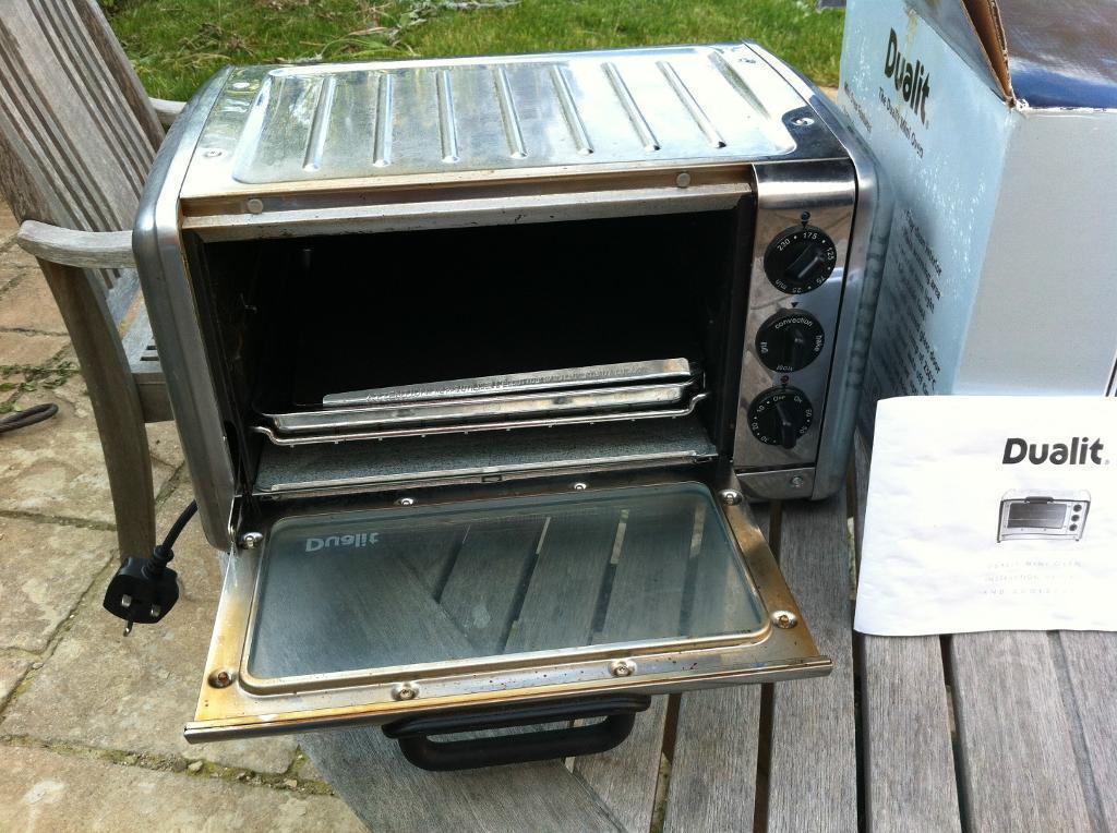 Dualit Dm01gb Mini Oven For Sale 163 10 O N O In Cambridge