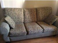 Green Sofa Suite