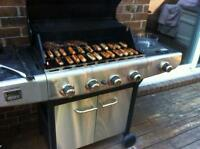Great condition Stain steal Broil Maker BBQ
