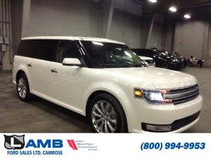 2017 Ford Flex Limited AWD with 3.5L Ecoboost Engine, Vista Roof
