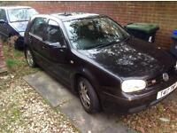 SPARES OR REPAIRS vw golf v5