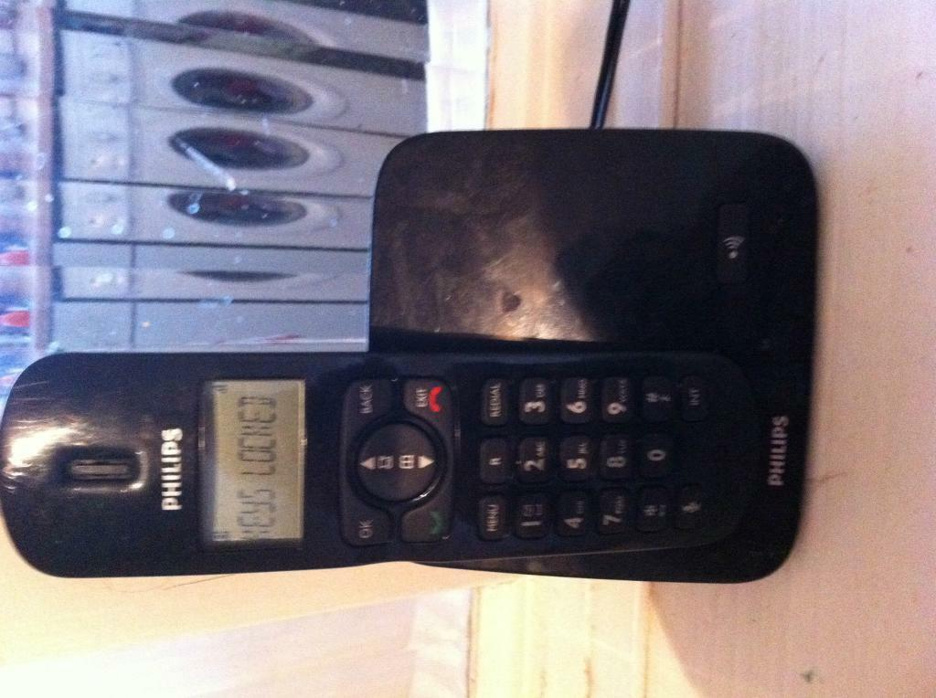 Philips Cordless Phone Philips Cordless Phone For