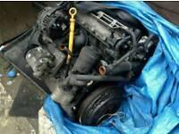 Fabia vrs complete asz engine