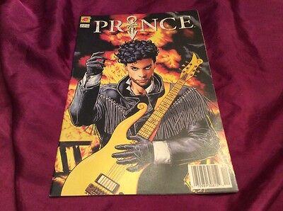 Prince comic book, unread, excellent- circa, 1991