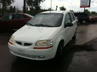 2005 Pontiac WAVE 5 Uplevel