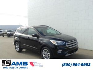 2018 Ford Escape SEL 4WD with Auto Start/Stop, Heated Wiper Park