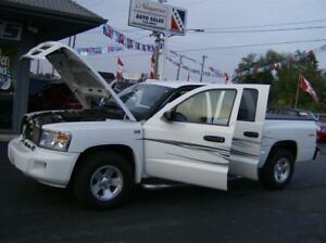 2011 Ram Dakota SXT 4X4!! $192 BI-WEEKLY