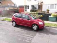 citreon c3 automatic 2006 97000 miles bargain