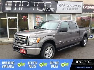 2012 Ford F-150 XLT ** Eco-Boost, 4X4, Well Equipped **