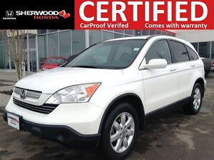 2008 Honda CR-V EX-L AWD | REMOTE START | HEATED LEATHER | SUNRO