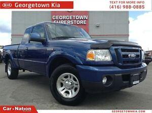 2011 Ford Ranger SPORT | 4.0L V6 | CLEAN CARPROOF |
