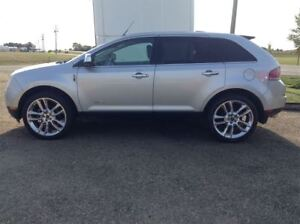 2010 Lincoln MKX SAFE-AFFORDABLE LUXURY-LOADED-LEATHER-NAV