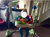 baby jumperoo fisher price