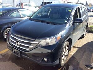 2013 Honda CR-V EX-L- For dynamic handling in bad weather.