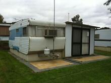 On Site 19ft Caravan With Hard Annexe Clinton Yorke Peninsula Preview