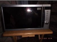 Used 700w Category D Microwave Oven.