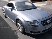 2002 Audi TT Quattro 1.8 TURBO. £790.ono. (( PLS NO TEXTS))