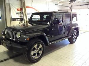 Jeep Wrangler Unlimited Sahara A/C, Bluetooth, Cruise Control, G